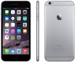 Apple iPhone 6 Plus 64GB Smartphone - Page Plus - Space Gray Smartphone in Space Gray