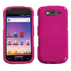 Samsung Galaxy S Blaze 4G SGH-T769 Solid Hot Pink Case