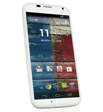motorola moto x 16gb wifi gps android 4g lte white phone sprint mint condition used cell. Black Bedroom Furniture Sets. Home Design Ideas