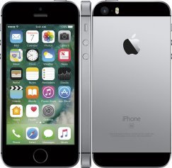 Apple iPhone SE 16GB - Tracfone Smartphone in Space Gray