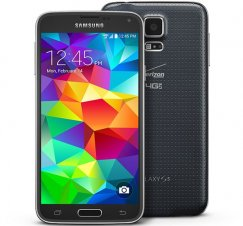 Samsung Galaxy S5 16GB SM-G900V Android Smartphone for Page Plus - Black
