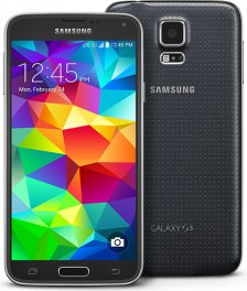 Samsung Galaxy S5 16GB SM-G900W8 Android Smartphone - Ting - Black