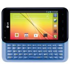 LG Optimus F3Q D520 4G LTE QWERTY Messaging Android Phone - Unlocked GSM - Blue