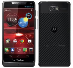 Motorola Droid RAZR M 8GB XT907 Android Smartphone for Verizon - Black