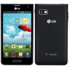 LG Optimus F3 P659 Android Smartphone - Unlocked GSM - Black