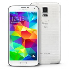 Samsung Galaxy S5 16GB SM-G900V Android Smartphone for Page Plus - White