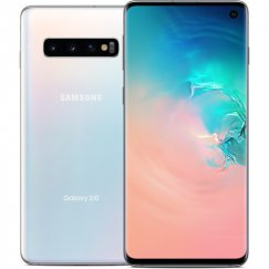 Samsung Galaxy S10 SM-G973U 128GB Android Smartphone T-Mobile in Prism White
