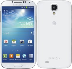 Samsung Galaxy S4 16GB SGH-i337 Android Smartphone - Cricket Wireless - White