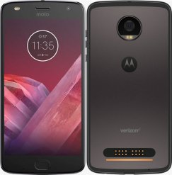 Motorola Moto Z2 Play 32GB XT1710-02 Android Smartphone - Cricket Wireless