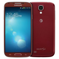 Samsung Galaxy S4 16GB SGH-i337 Android Smartphone - Cricket Wireless - Red
