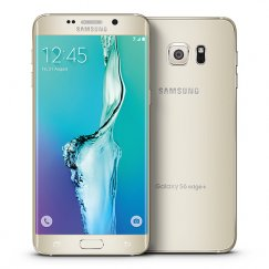 Samsung Galaxy S6 Edge Plus 32GB G928V Android Smartphone - Page Plus - Platinum Gold