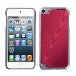 Apple iPod Touch (5th Generation) Red Cosmo Back Case