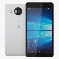 Nokia Lumia 950 - T-Mobile Smartphone in White