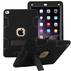 AppleiPad Air 2nd Gen Black/Black Symbiosis Stand Protector Cover