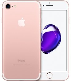 Apple iPhone 7 32GB Smartphone - Unlocked - Rose Gold
