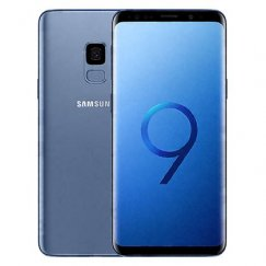 Samsung Galaxy S9 SM-G960UZBAVZW 64GB Android Smartphone - Cricket Wireless Wireless - Coral Blue