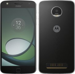 Motorola Moto Z Play XT1635 32GB Android Smartphone - Page Plus - Black