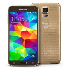 Samsung Galaxy S5 16GB SM-G900V Android Smartphone for Page Plus - Gold