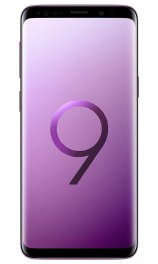 Samsung Galaxy S9 Plus SM-G965U 64GB Android Smart Phone Cricket Wireless in Lilac Purple