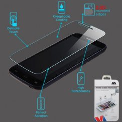 Alcatel One Touch Conquest Tempered Glass Screen Protector (2.5D)