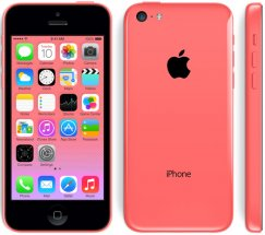 Apple iPhone 5c 8GB Smartphone - Tracfone - Pink