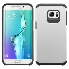 Samsung Galaxy S6 Edge Plus Silver/Black Astronoot Case