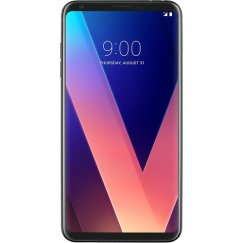 LG V30 Plus LS998 4G LTE Android Smartphone for Sprint in Black