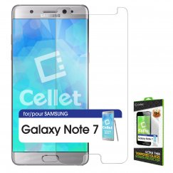 Samsung Galaxy Note 7 Tempered Glass Screen Protector