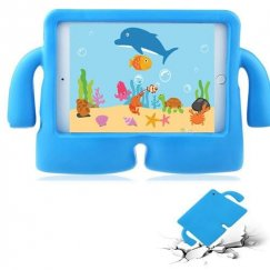 AppleiPad 1st Generation 2010 Blue Kids Drop-resistant Protector Cover