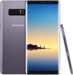 Samsung Galaxy Note 8 N950U 64GB Android Smartphone - T-Mobile Wireless - Orchid Gray
