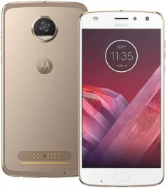 Motorola Moto Z2 Play 32GB XT1710-02 Android Smartphone - Tracfone - Gold