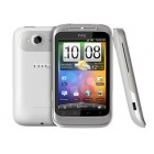 HTC Wildfire S Bluetooth WiFi Android Silver Phone Virgin Mobile