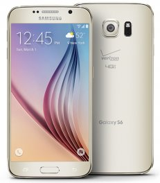 Samsung Galaxy S6 64GB SM-G920V Android Smartphone for Page Plus - Platinum Gold