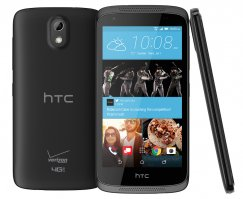 HTC Desire 526 8GB Android Smartphone for PagePlus - Black