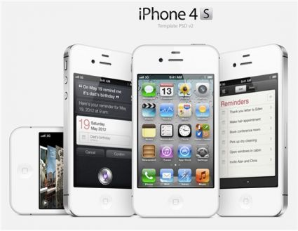 Apple iPhone 4S 8GB WH...
