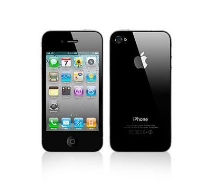 Apple iPhone 4s 16GB Smartphone - Cricket Wireless - Black - Excellent Condition : Used Cell