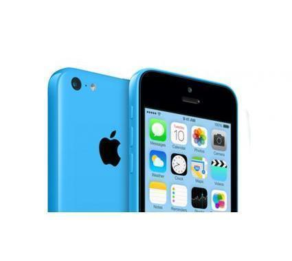 iphone 5c cricket apple iphone 5c 32gb smartphone cricket wireless blue 11094