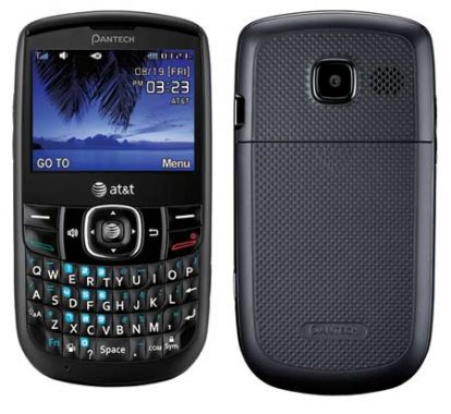 Pantech Link Ii Qwerty Keyboard Phone Att Wireless Black Good Condition Used Cell Phones Cheap At T Wireless Cell Phones Used At T Wireless Phones Cellular Country