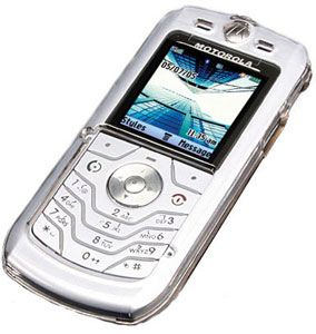 Motorola Slvr L6 For T Mobile Excellent Condition Used Cell