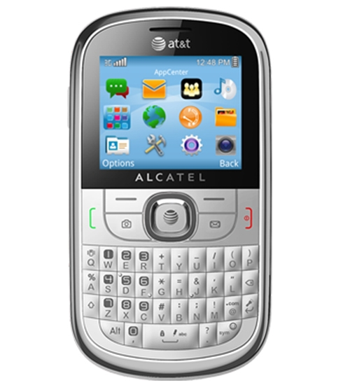 alcatel 871a basic texting camera 3g gps phone att good condition used cell phones cheap at. Black Bedroom Furniture Sets. Home Design Ideas