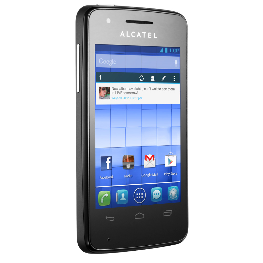 Alcatel Onetouch Evolve 5020t Android Smartphone