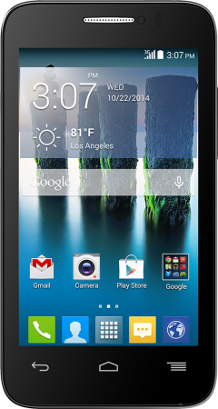 Alcatel oneTouch 4037T Evolve 2 Android 3G Smart Phone T Mobile GSM