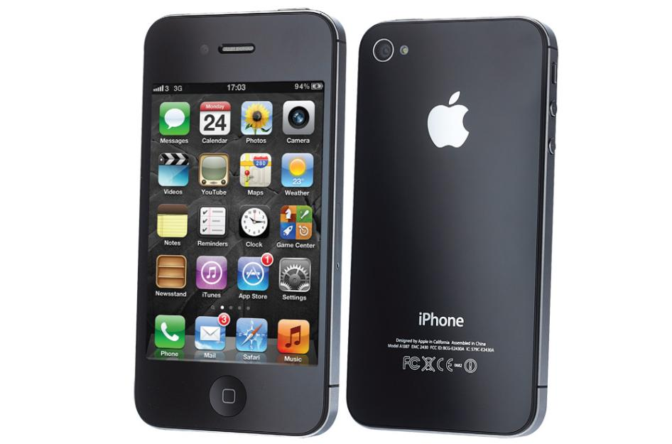 Apple iPhone 4s 8GB Smartphone - Cricket Wireless - Black - Good Condition : Used Cell Phones ...
