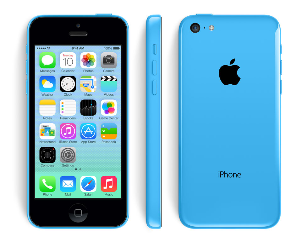 iphone 5c att apple iphone 5c 8gb 4g lte blue smart phone att mint 7863