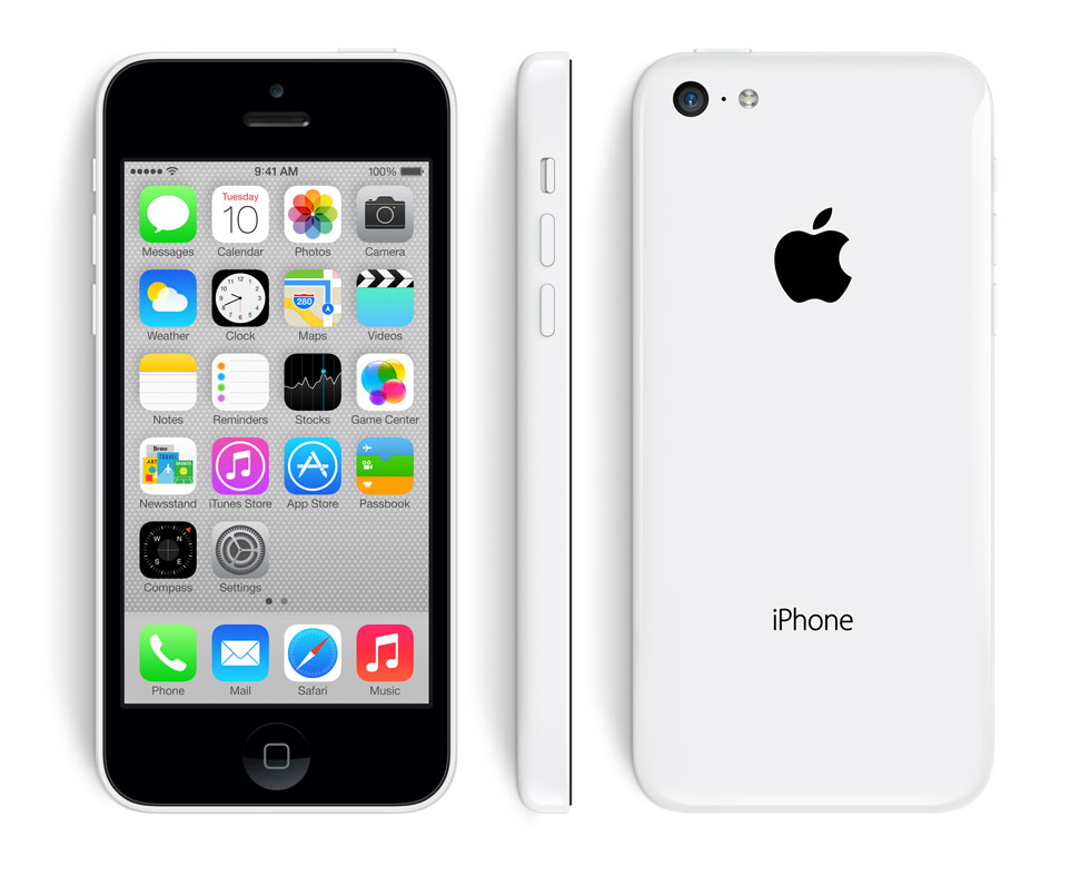 apple iphone 5c 8gb 4g lte white smart phone att excellent condition used cell phones cheap. Black Bedroom Furniture Sets. Home Design Ideas