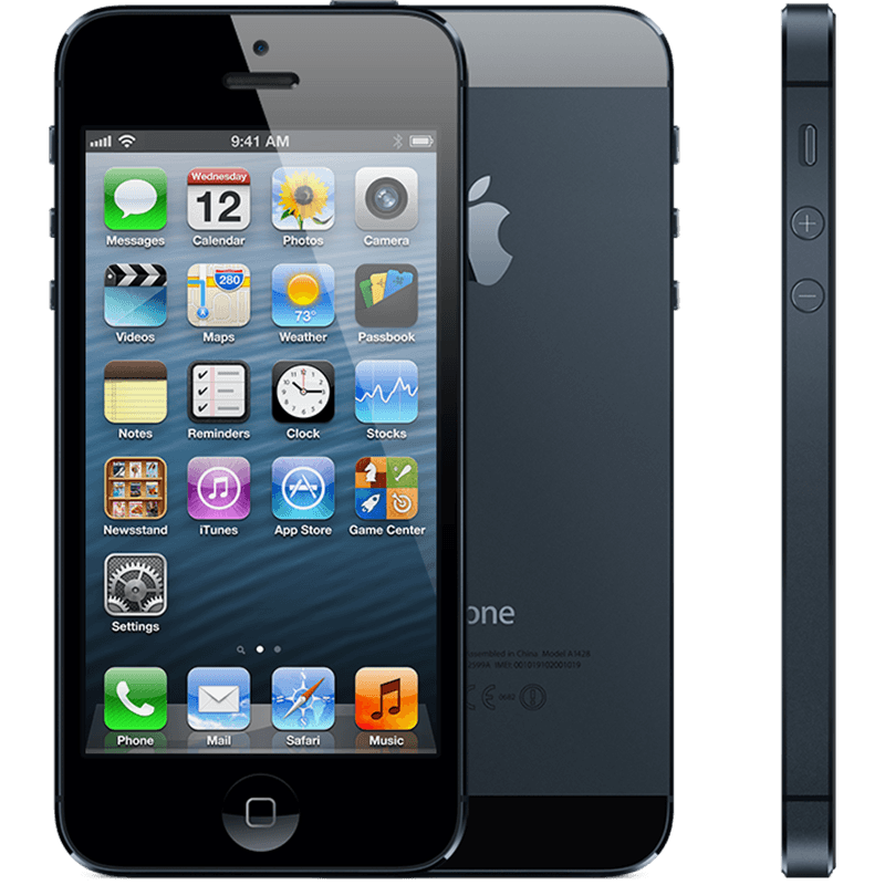 Apple iPhone 5 16GB Smartphone for T-Mobile - Black