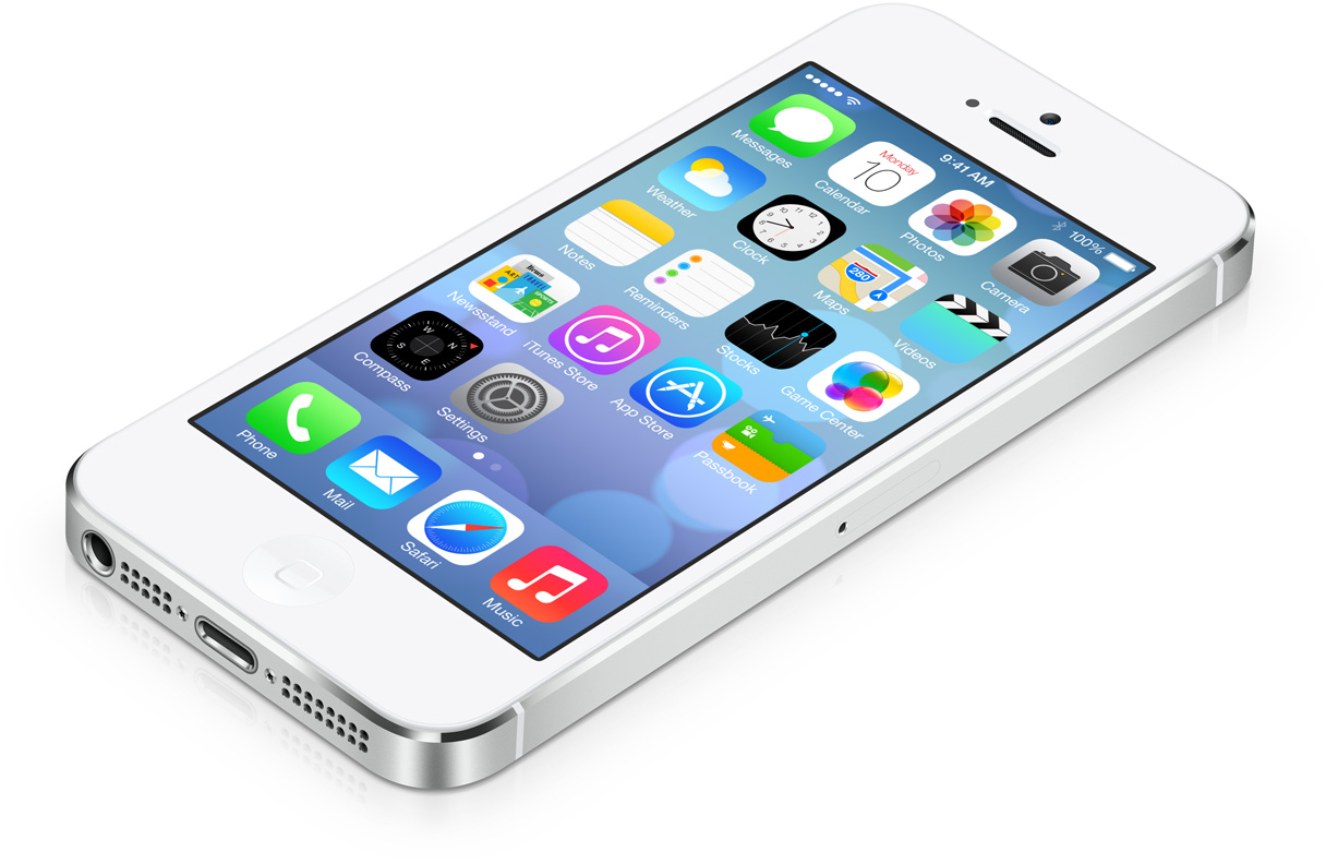 Apple iPhone 5 16GB White 4G LTE iOS Smartphone for T ...