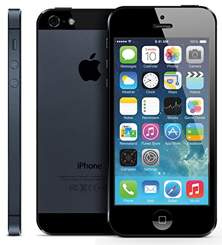 t mobile iphone 5 apple iphone 5 32gb smartphone t mobile black 13110