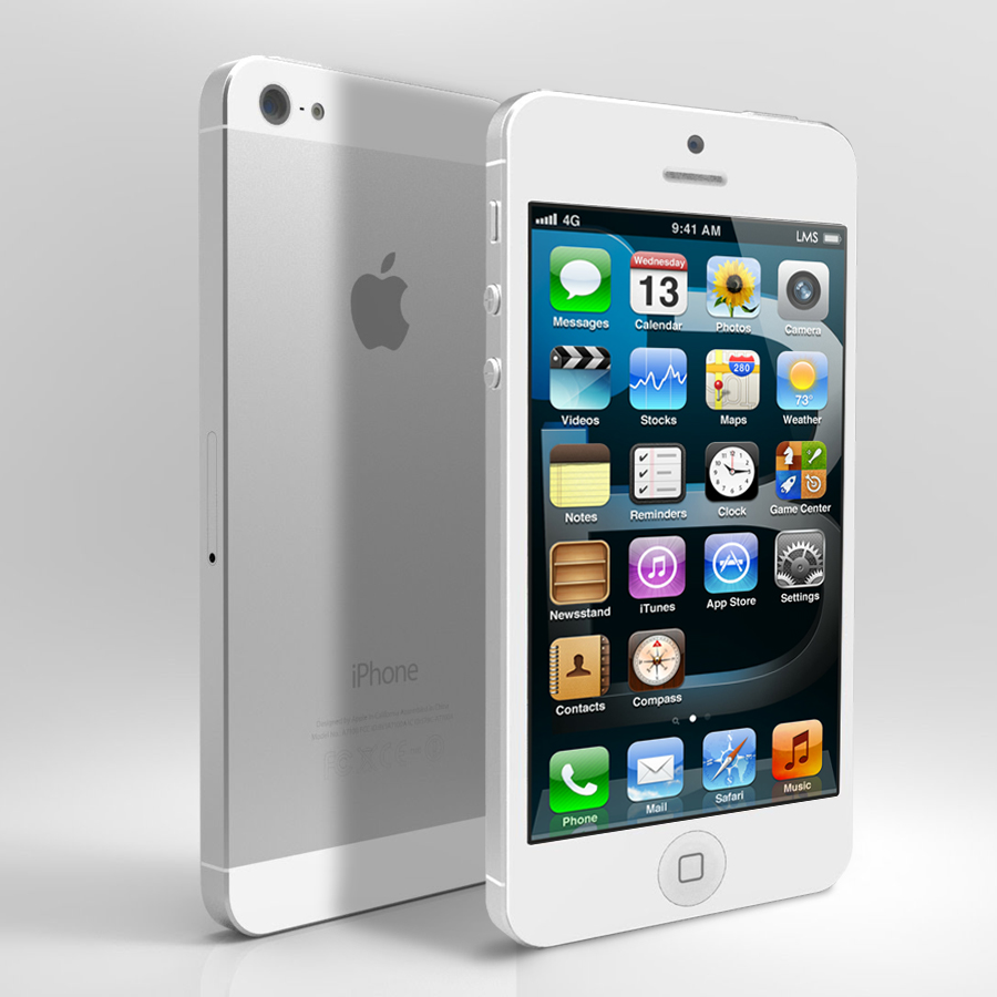 Apple iPhone 5 32GB Smartphone - MetroPCS - White - Good Condition : Used Cell Phones, Cheap ...