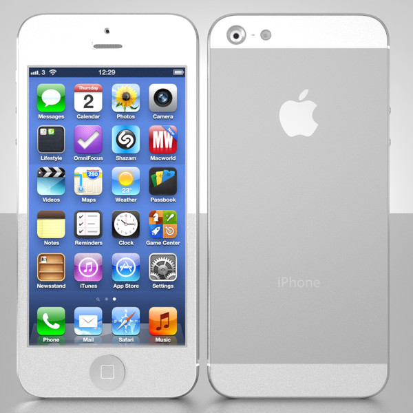 Apple iPhone 5 32GB Smartphone for Sprint - White - Excellent ... 905f453f66